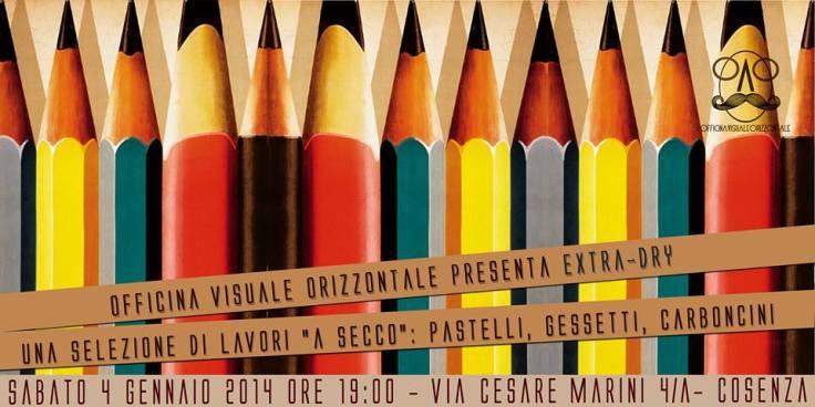 EXTRADRY! da Sabato 4 a Lunedì 6 Gennaio da OVO- via Marini 4/a, Cosenza